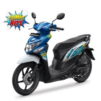 Honda Beat FI Pop eSP